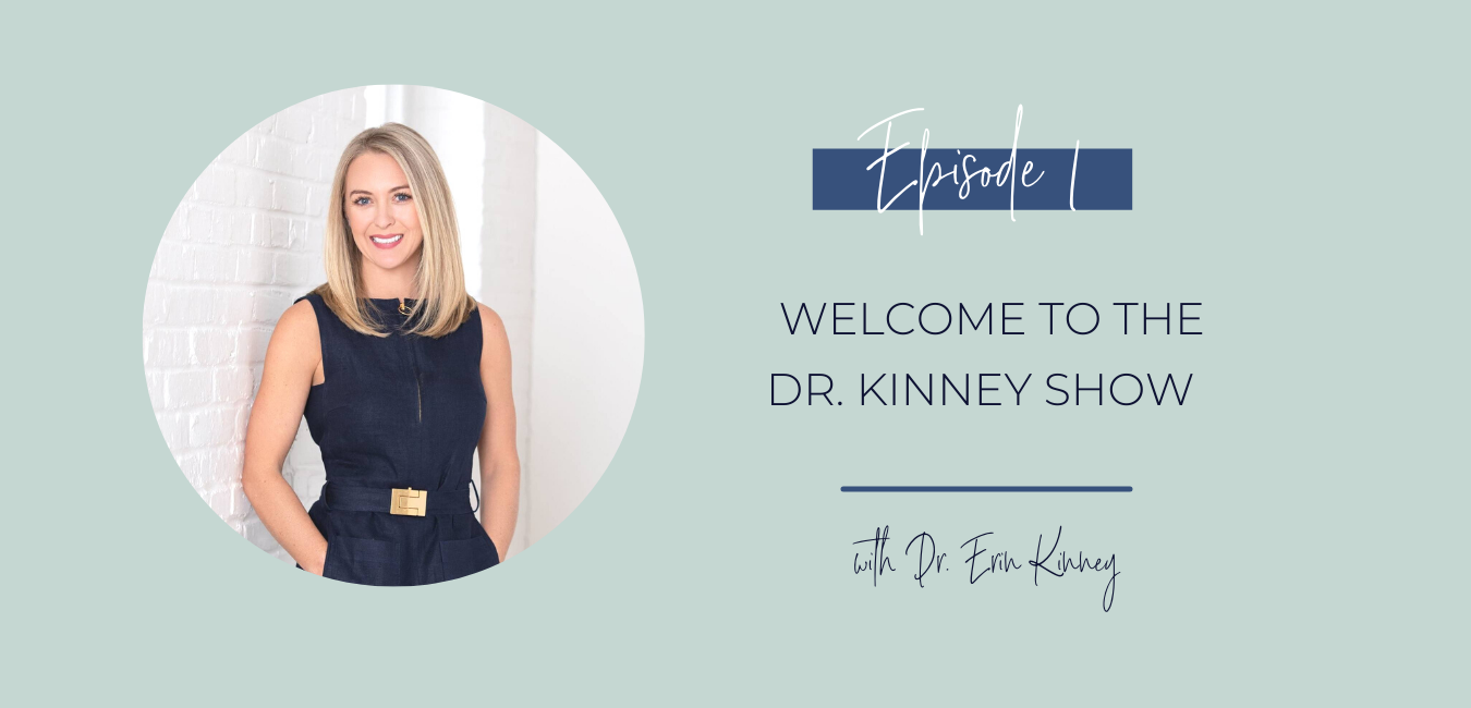 welcome to the dr kinney show