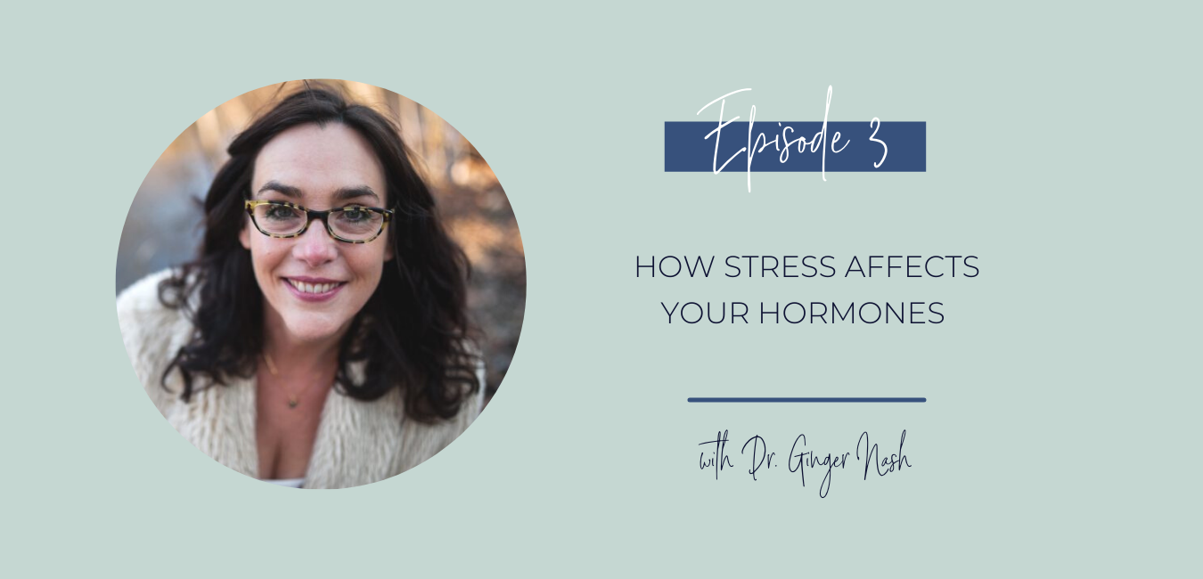 how stress affects your hormones