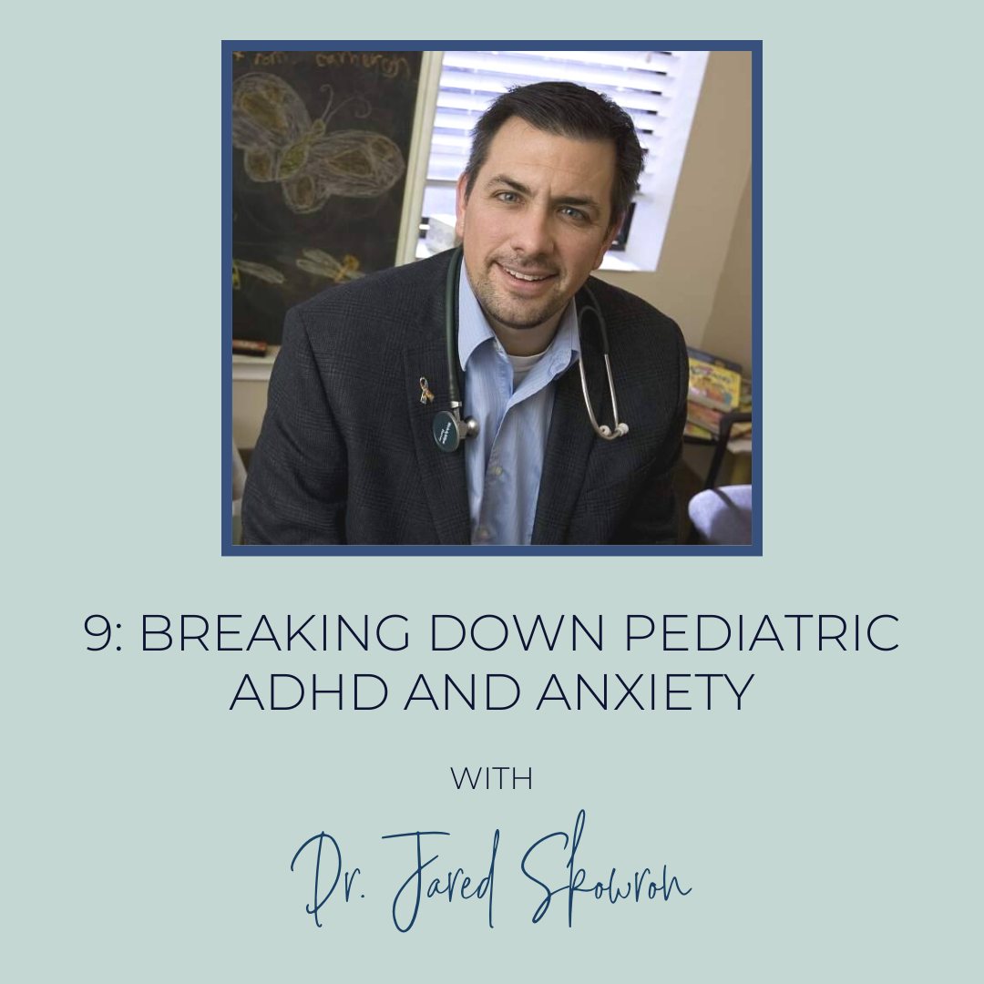 Pediatric ADHD and Anxiety
