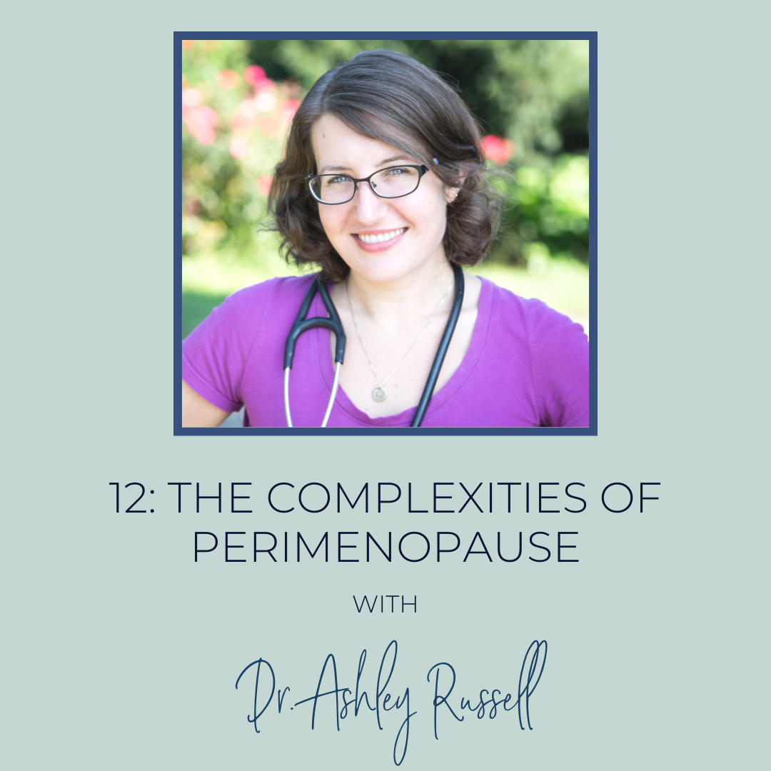 The Complexities of Perimenopause
