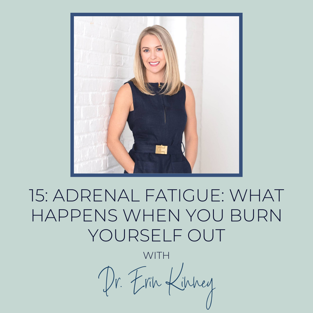 Adrenal Fatigue: What Happens When You Burn Yourself Out